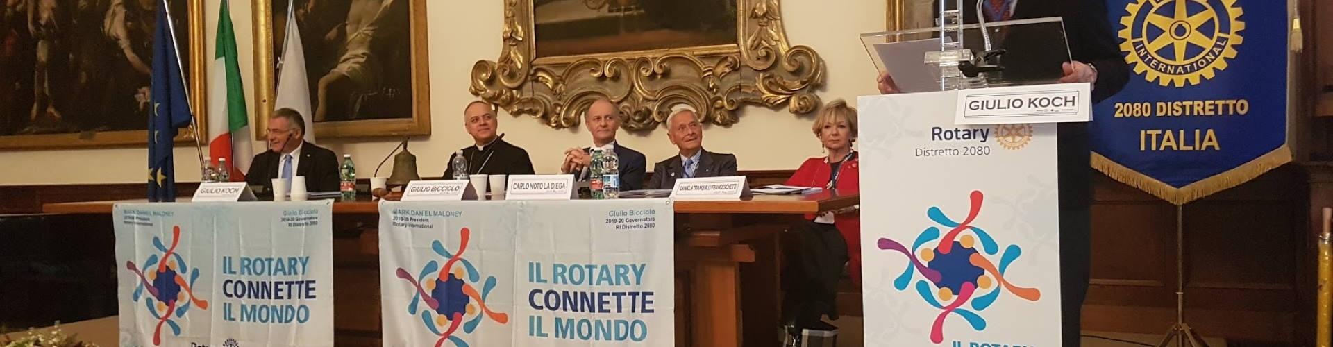 """Seminari Distrettuali """"Rotary Foundation e Progetti"""""""